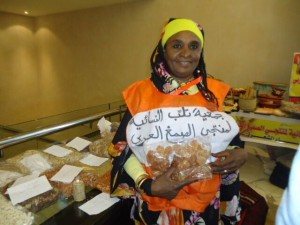 Gum arabic women projects