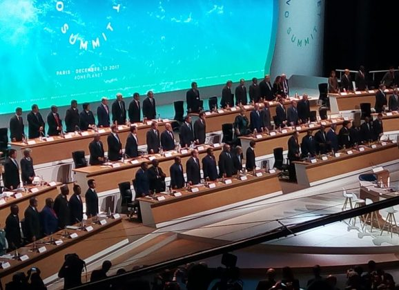 One Planet Summit : Les 12 engagements internationaux et français à suivre
