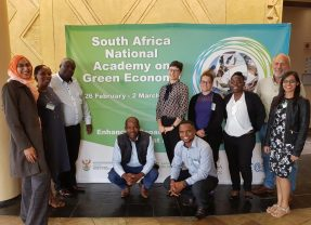 America promotes Environmental investments in Africa