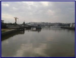 La Loire à Nantes – photo Houmi Ahamed-Mikidache