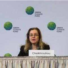 """Fonds vert pour le climat – Hela Cheikhrouhou : """"L'Afrique n'a pas été bien servie jusqu'ici par les finances climatiques"""""""