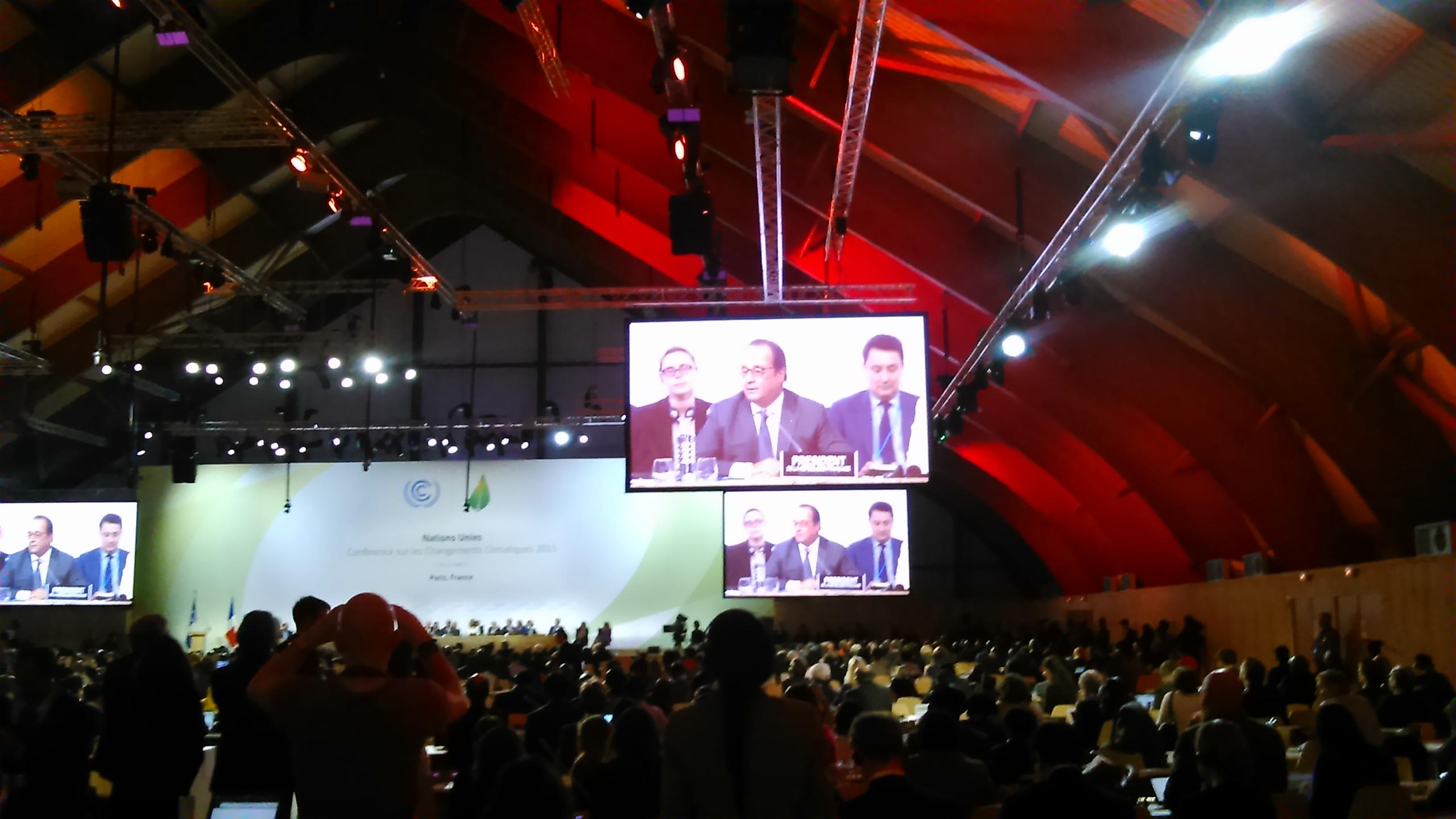 Changement climatique- Lancement du registre international des NDC
