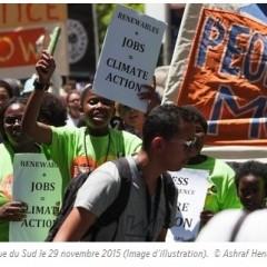 Changement climatique : ce qu'attendent désormais les Africains
