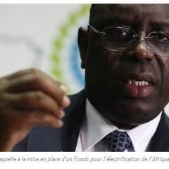 """COP21 – Macky Sall : """"Il faut que les pays pollueurs assument leurs responsabilités"""""""