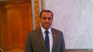 Saleh Alhasni Executive Director of the economic authority of Duqm