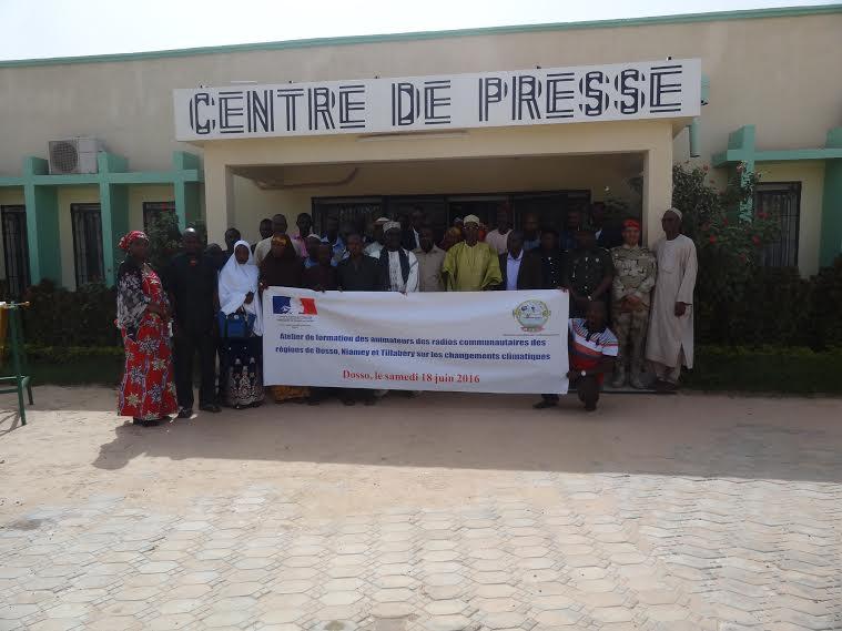 COP 22-Niger : Formation radio sur les changements climatiques