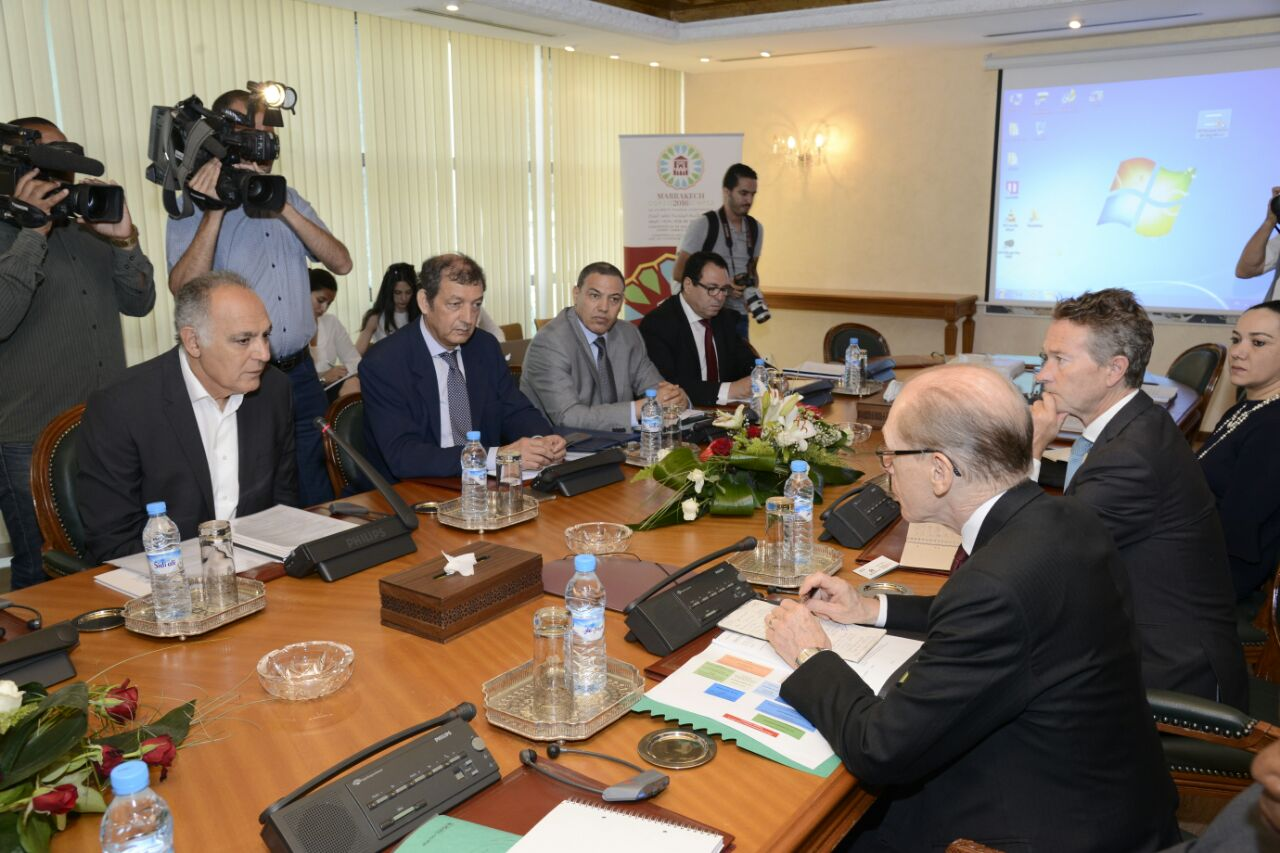 COP 22-Maroc :  priorités mutuelles