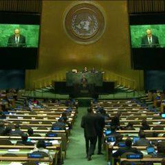 COP 22-ONU- Assemblée Générale : leadership marocain