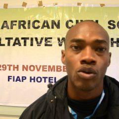 COP22-Niger: Une jeunesse  aguerrie et intrépide