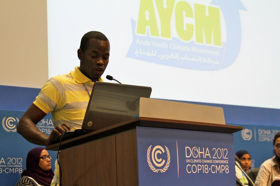 COP 22- Energie-Moussa Elimine Sall: un négociateur en devenir