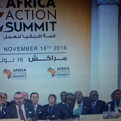 DECLARATION OF THE FIRST AFRICA ACTION SUMMIT FOR CONTINENTAL CO-EMERGENCE