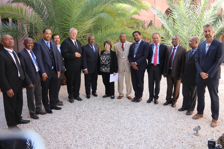 COP 22- Sommet Africain à Marrakech- Comores : Premier Etat à reconnaître la Déclaration Universelle des Droits de l'Humanité