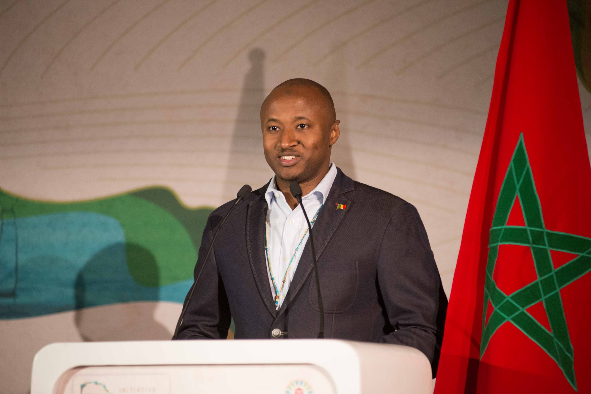 Seyni Nafo: Nouveau directeur de l'Initiative d'Accès à l'Energie en Afrique