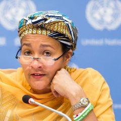 Amina J. Mohammed: Next UN Deputy Secretary General