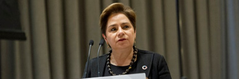 "COP 23- CLIMATE ACTION: ""We must be champions for change""- Patricia Espinosa"