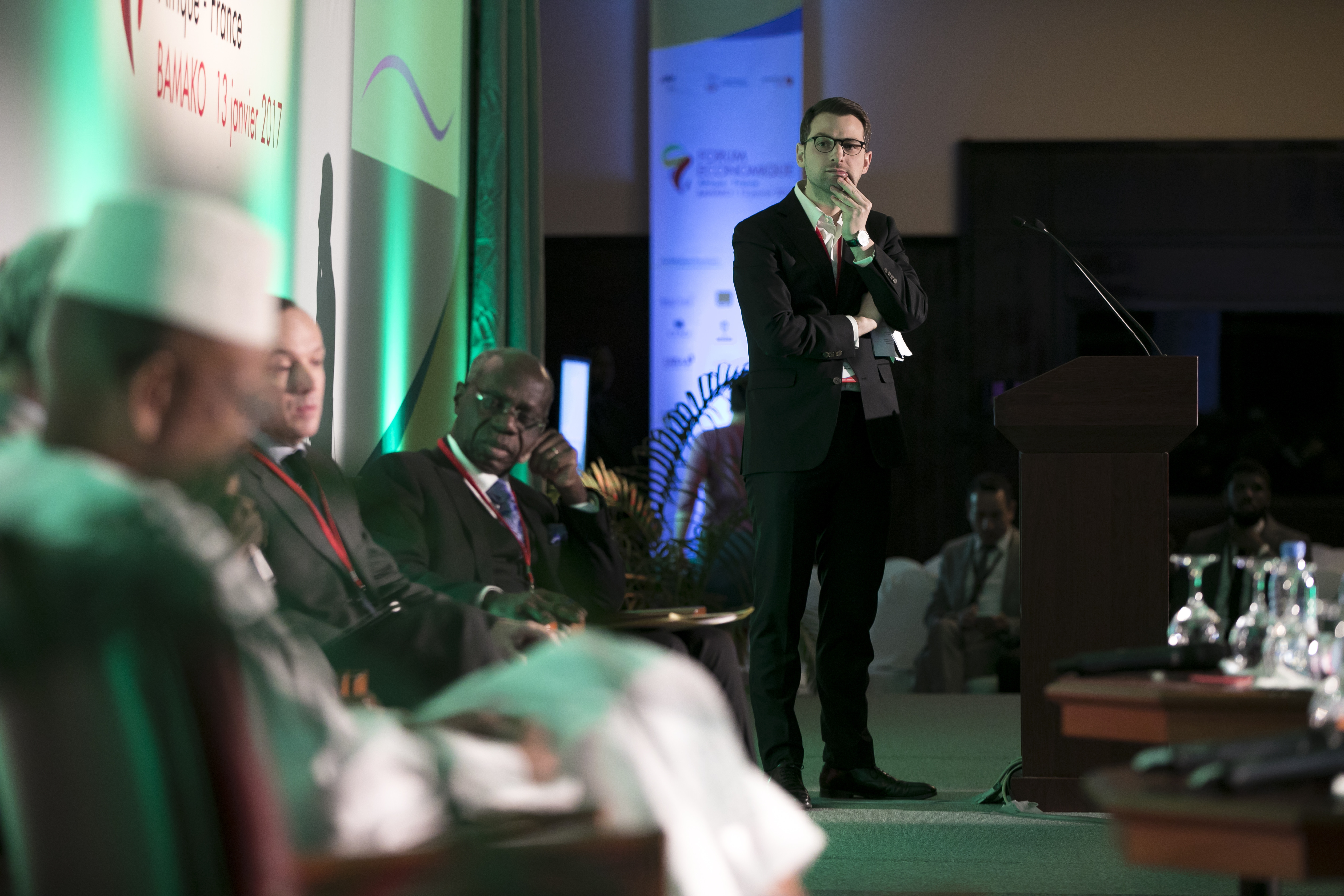 """France-Afrique-Finance Carbone: """" Nous voulons donner une nouvelle impulsion aux relations franco-africaines"""" – Fabrice Le Saché"""