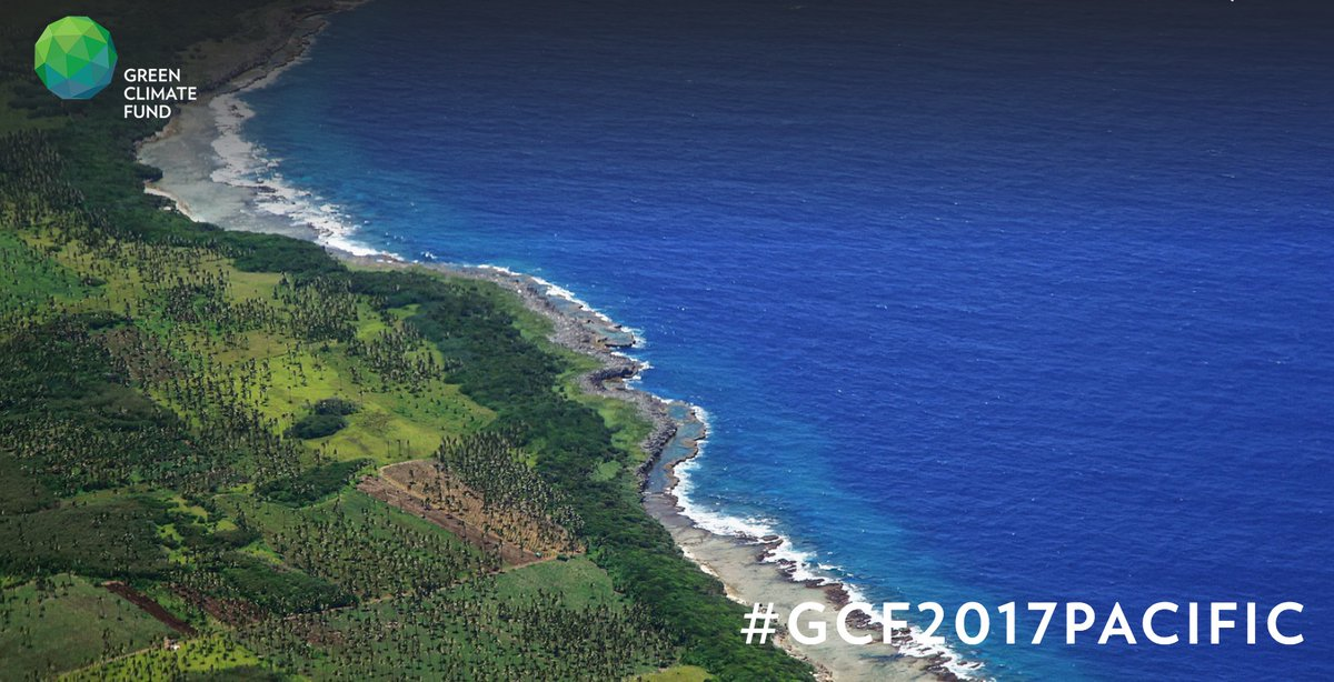 COP 23- Tonga hosts Pacific meeting on GCF funds