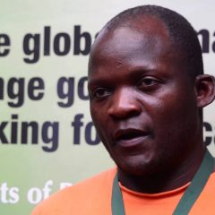 """Africa Energy Access and jobs: """"there is  hope for youth""""- Lawrence Mashungu"""