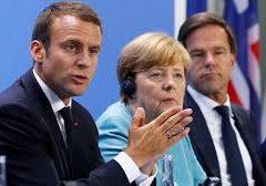 G20-Hambourg : Face au compromis,  la France se positionne en leader du climat