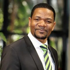 "Dr Richard Munang: ""With EBAFOSA, everyone can be engaged in Africa"""
