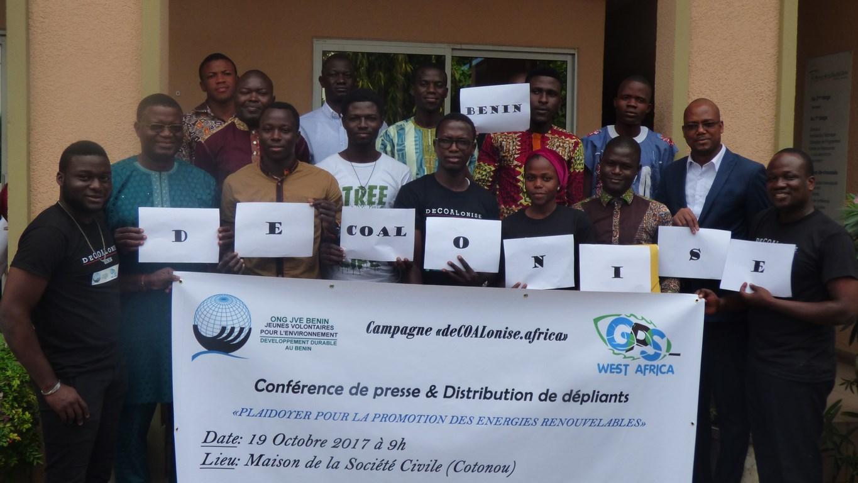 COP 23: La société civile béninoise pour les énergies renouvelables
