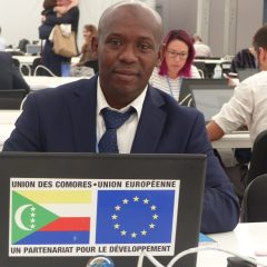 """COMORES-AMCC: """"Les images aériennes numériques vont aider les Comores à se développer""""-Mohamed Ali Mlazahahé (UE)"""