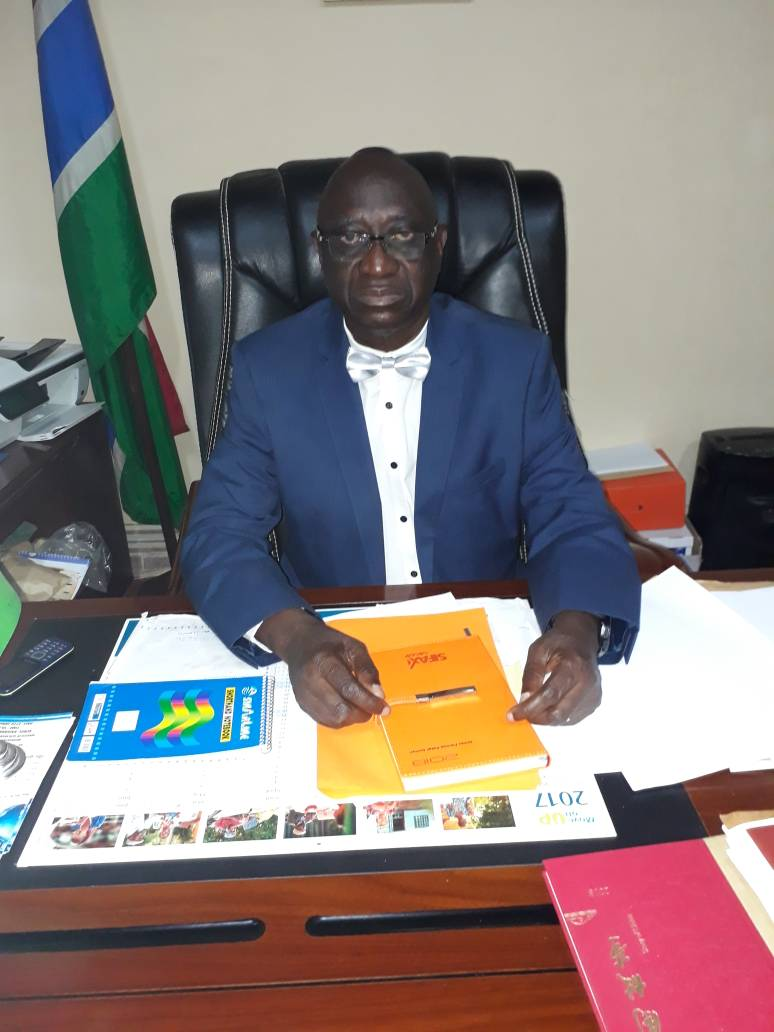 Creating jobs in the blue economy in the Gambia: the solutions for the migration problems- Interview