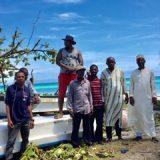 Comorians Coastal areas, after Cyclone Kenneth