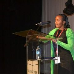 """Young African Scientists are engaging to make Africa Disaster Resilient Ready!"" MARYANNE MURIUKI"