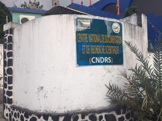 Le CNDRS, « l'âme des Comores »